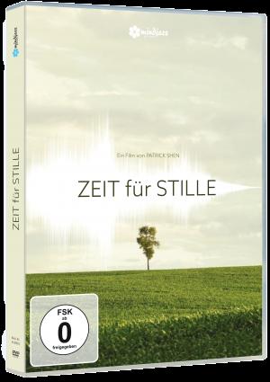 Zeit für Stille - DVD-Packshot 3D