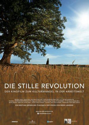 DIE STILLE REVOLUTION Filmplakat