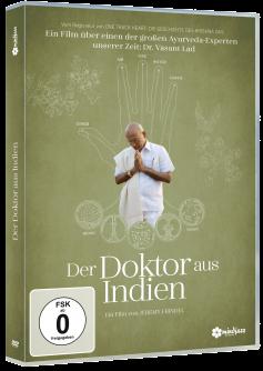 Der Doktor aus Indien - DVD-Packshot 3D - V1