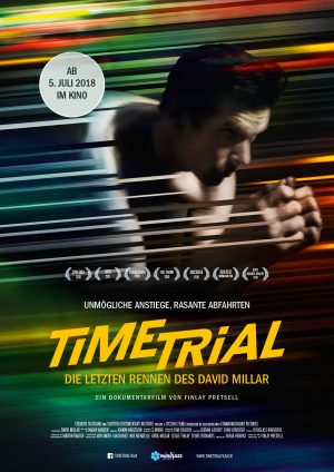 Time Trial - Plakat