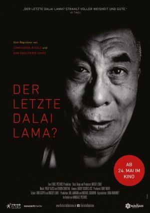 Der letzte Dalai Lama - Plakat - WEB