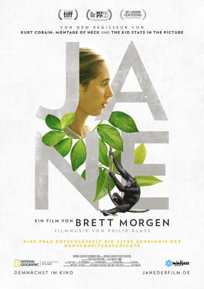 Jane - Plakat WEB