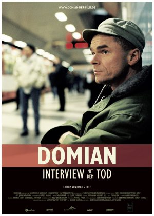 Plakat - DOMIAN INTERVIEW MIT DEM TOD