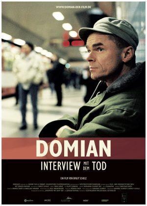 Plakat - DOMIAN INTERVIEW MIT DEM TOD