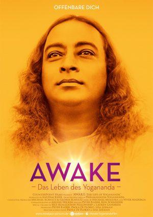 AWAKE Plakat