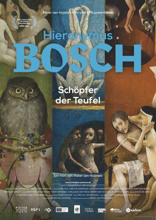 Hieronymus Bosch - Plakat