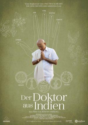 Der Doktor aus Indien - Plakat