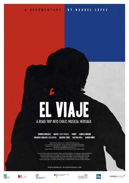 El Viaje - Plakat