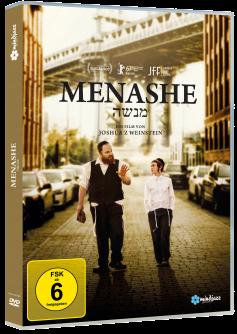 DVD Packshot MENASHE