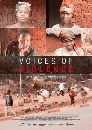 voices of violence Plakat