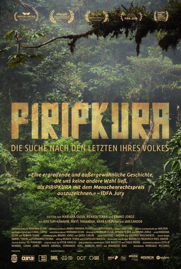 Piripkura Plakat