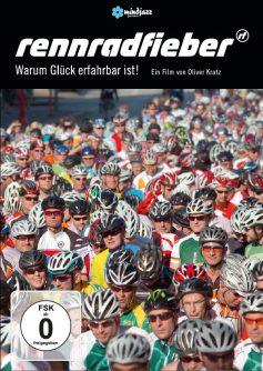 DVD cover radrennfieber