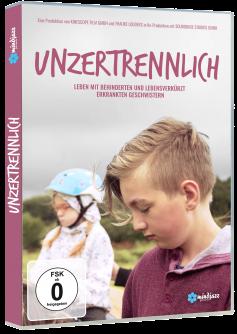 Unzertrennlich - DVD-Packshot 3D