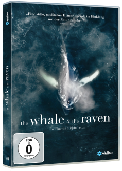 THE WHALE AND THE RAVEN - DVD-Packshot