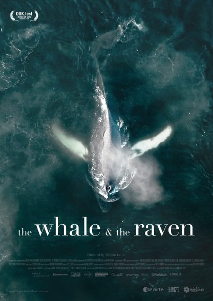 THE WALE AND THE RAVEN Filmplakat