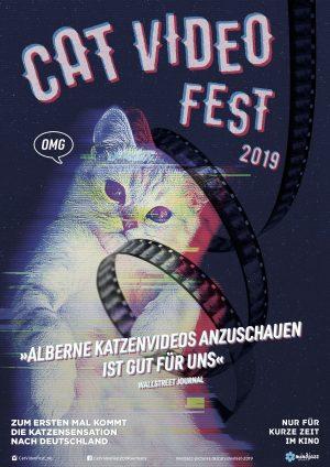 Plakat catvideofest