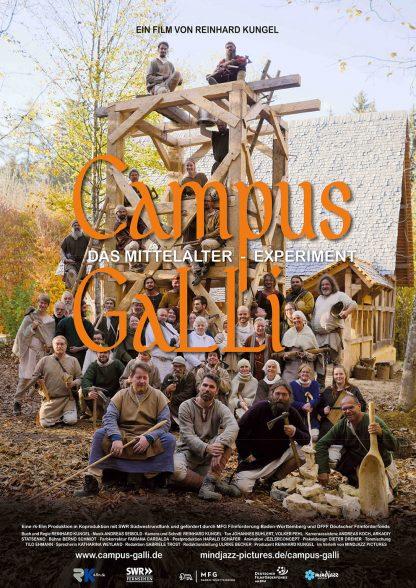 Filmplakat Campus Galli