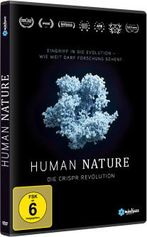 DVD Packshot HUMAN NATURE