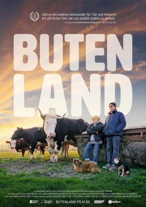 Butenland Plakat