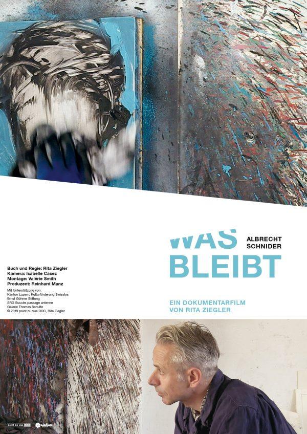 PLAKAT Albrecht Schnider WEB