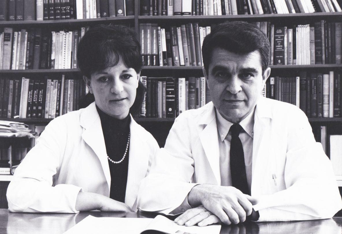 Dr. Sarno und Martha