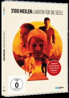 3100 Meilen - DVD-Packshot 3D