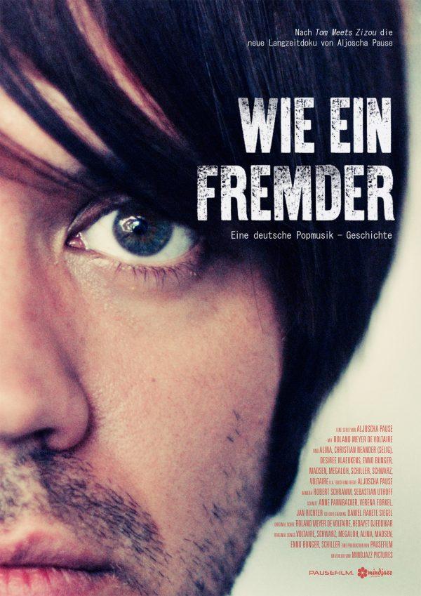 Filmplakat Wie ein Fremder