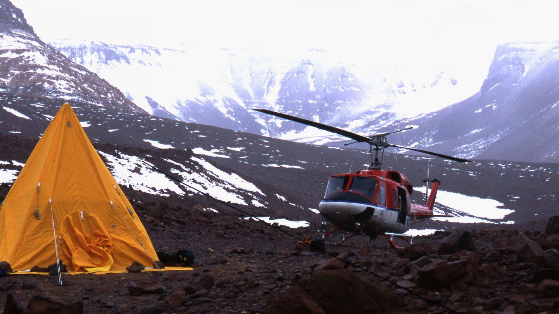 Antarktis Forschung