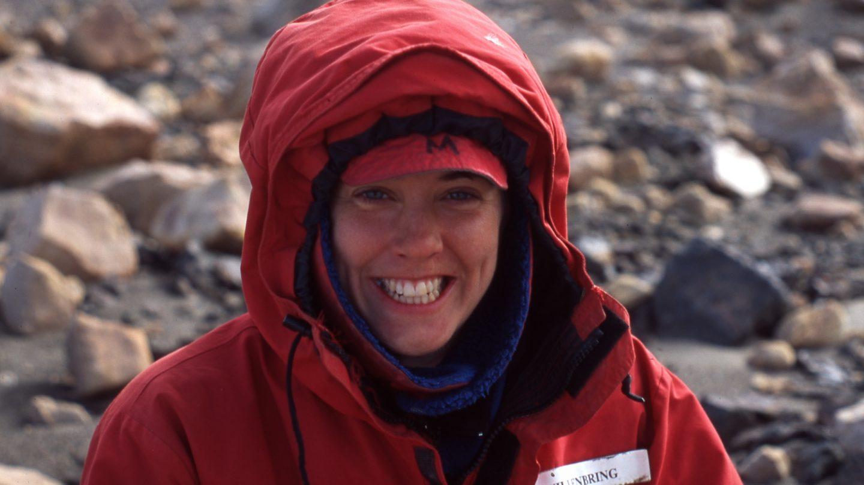 Jane Willlenbring auf Forschungstour
