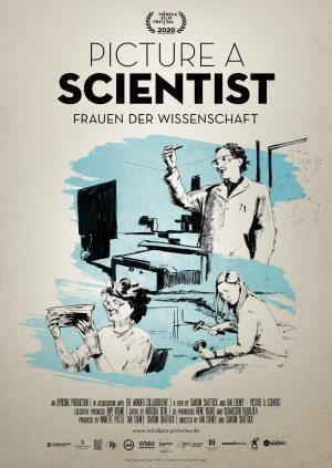 PICTURE A SCIENTIST Plakat